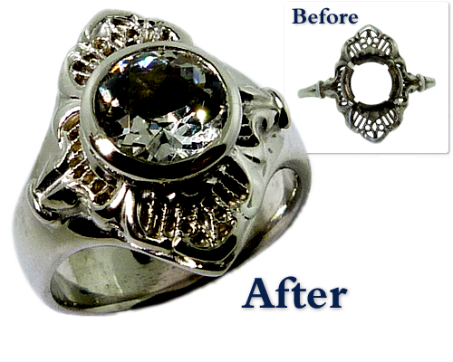 Repaired Heirloom Ring