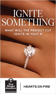 Ignite Something - What will the perfect cut ignite in you? - Hearts on Fire
