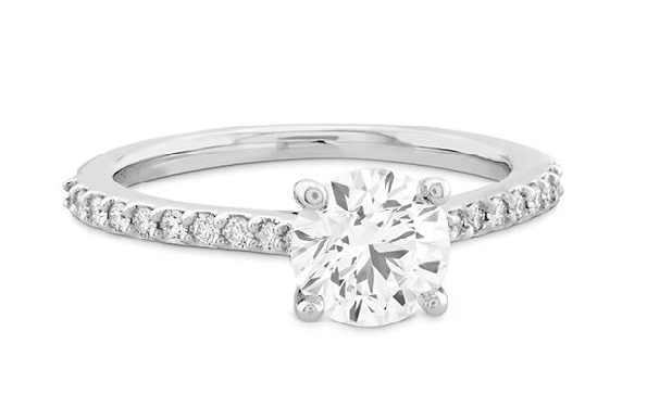 Camilla Engagement Ring by Hearts on Fire