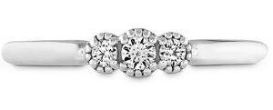 Behati Sweetheart Band by Hayley Paige for Hearts on Fire featuring 0.011ctw of ideal cut Hearts on Fire diamonds.