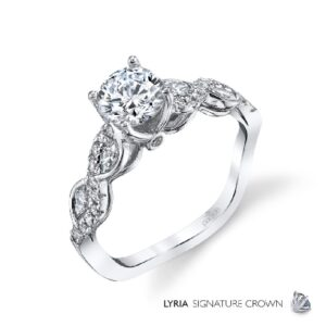 Hemera Bridal Solitaire Engagement Ring by Parade