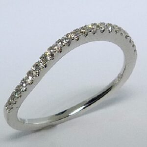 Reverie Bridal Matching Wedding Band by Parade