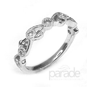 Lyria La Mere Stackable Ring by Parade