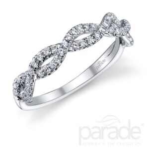 Charites Wedding Band by Parade